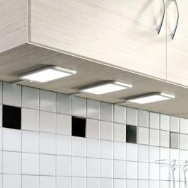 LED osvětlení kuchyňské linky Svela, sada 3 ks