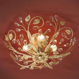 Stropní svítidlo s LED ve florentinském stylu