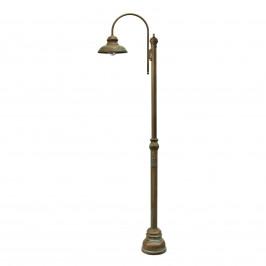 Pouliční svítilna Luca 308 cm