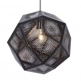 Tom Dixon Etch - geometrické závěsné světlo