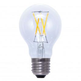 Segula E27 4W 926 LED žárovka stmívací čirá teplá bílá