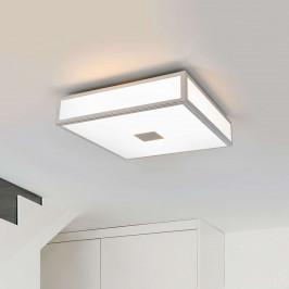 Chromované koupelnové světlo stropní Eniola