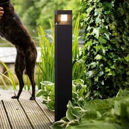 Philips Parterre - černé chodníkové LED světlo