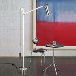TECNOLUMEN Umkreis - stojatá lampa styl Bauhaus