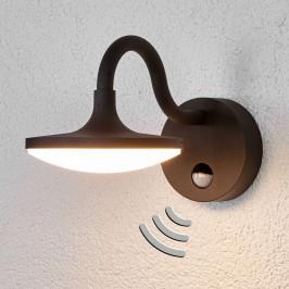 Finny - venkovní nástěnná LED lampa s čidlem