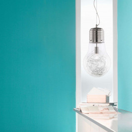 FUTURA - závěsné světlo ve tvaru žárovky