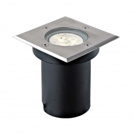 Hranaté LED zemní zápustné svítidlo Ava, IP67