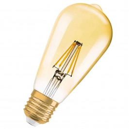 E27 6.5W 824 LED rustikální žárovka Vintage 1906