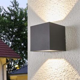 LED nástěnné svítidlo Merjem svítící nahoru a dolů