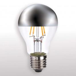 E27 4W 827 LED žárovka se zrcadlovou hlavou