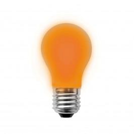 Segula E27 2W LED žárovka oranžová stmívací