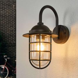 Nostalgická venkovní nástěnná lampa Naila