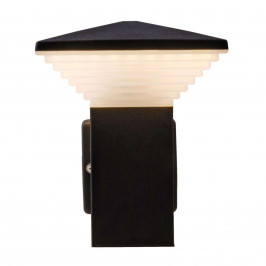 Venkovní nástěnné svítidlo Hartford z nerezu s LED