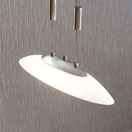 Výškově nastavitelná LED závěsná lampa Judie