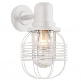 Alfredo - venkovní nástěnné svítidlo v bílé