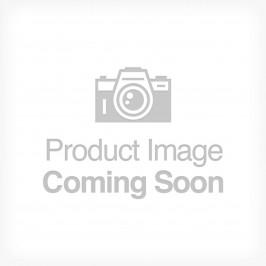 Sádrové nástěnné světlo Amran, bílé, s proužkem