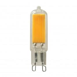 LED žárovka s kolíkovou paticí G9 3 W 2700 K