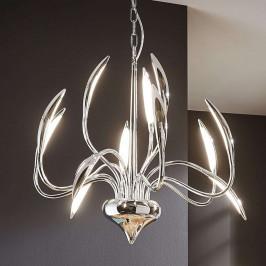 Závěsné LED světlo Hampton, stmívatelné, 12bodové