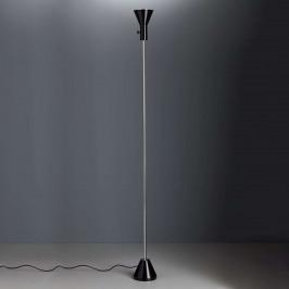 TECNOLUMEN Gru - stojací lampa LED, černá