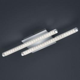 LED stropní svítidlo Street 2zdr vzhled křišťálu