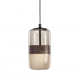 Závěsné světlo Futura ze skla Murano, 23 cm