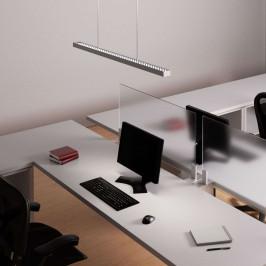 Kancelářská závěsná lampa Jolinda s LED