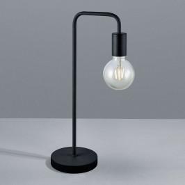 Stolní lampa Diallo bez stínidla černý mat