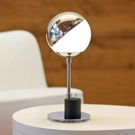 TECNOLUMEN TECNOLUMEN návrhářská stolní lampa s polokoulí
