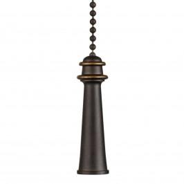 Westinghouse pouzdro - záv. řetěz v barvě bronzu