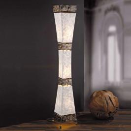 Krásná stojací lampa ABUJA