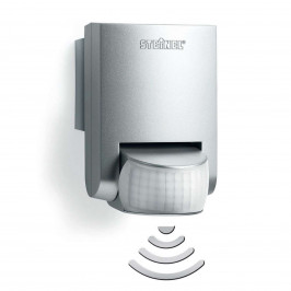 STEINEL IS 130-2 – Detektor pohybu, stříbrný