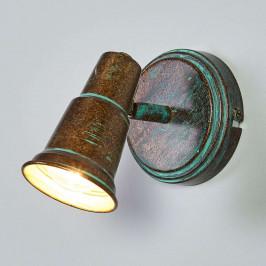 Bodové osvětlení Arielle, vzhled měděnky