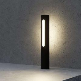 LED svítidlo na podstavci Tomas vtmavě šedé barvě