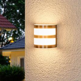 Lucja - LED venkovní nástěnné svítidlo s pruhy