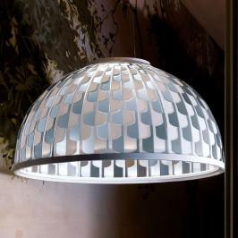Slamp Dome LED závěsné světlo Ø 55 cm modré