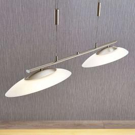 2bodové lineární LED závěsné světlo Judie