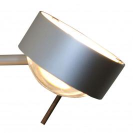 Nástěnné světlo PUK SIDES, 1zdr 30 cm chrom matný