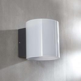 LED venkovní nástěnné svítidlo Fietja se stínidlem