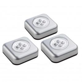 Touchlight - LED nábytkové světlo v sadě 3