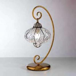 Orientální stolní lampa SULTANO, ručně vyrobená