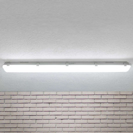 Arcchio LED stropní svítidlo Mareen IP65 34 W 121,5 cm