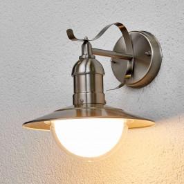 Clea - LED venkovní nástěnné svítidlo z nerezu