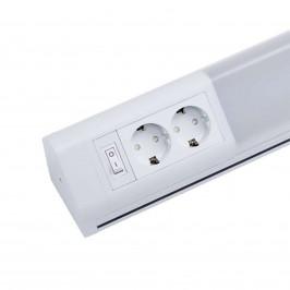 Chianti 15 W - nábytkové světlo s 2 zásuvkami