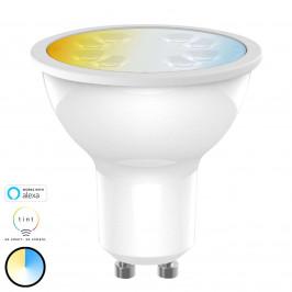 Müller Licht tint white LED reflektor GU10 5W CCT
