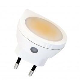 LIGHTME Senzor LED noční světlo Erno do zásuvky
