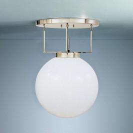 TECNOLUMEN DMB 26, stropní světlo, mosaz, 30 cm