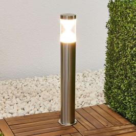 Fabrizio LED svítidlo pro chodníky z nerezu