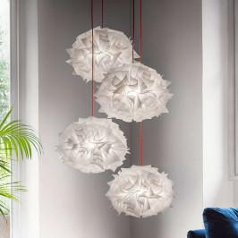Slamp Veli Mini Quartet Couture - závěsné světlo