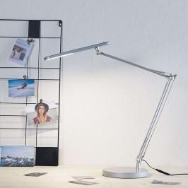 LED stolní lampa Fino, nastavovací
