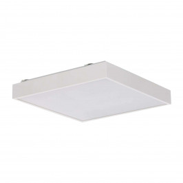 Čtvercové LED stropní svítidlo Q5 bílé EVG